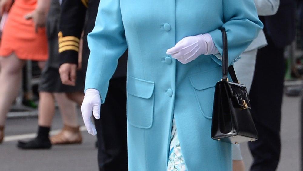 Isabel II es la reina más longeva del mundo