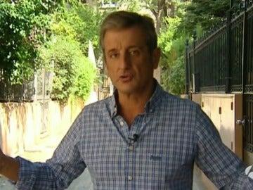 Luis Moya, en Antena 3