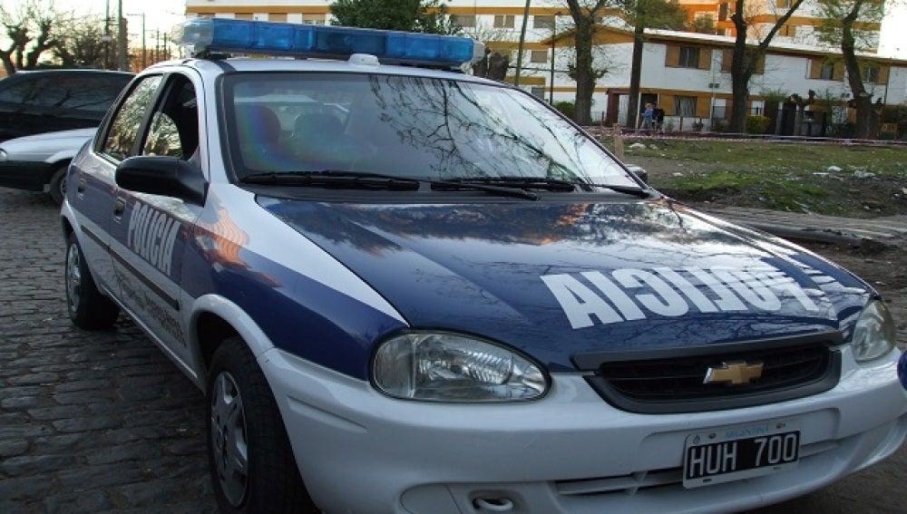 Coche de Policía Federal de Argentina