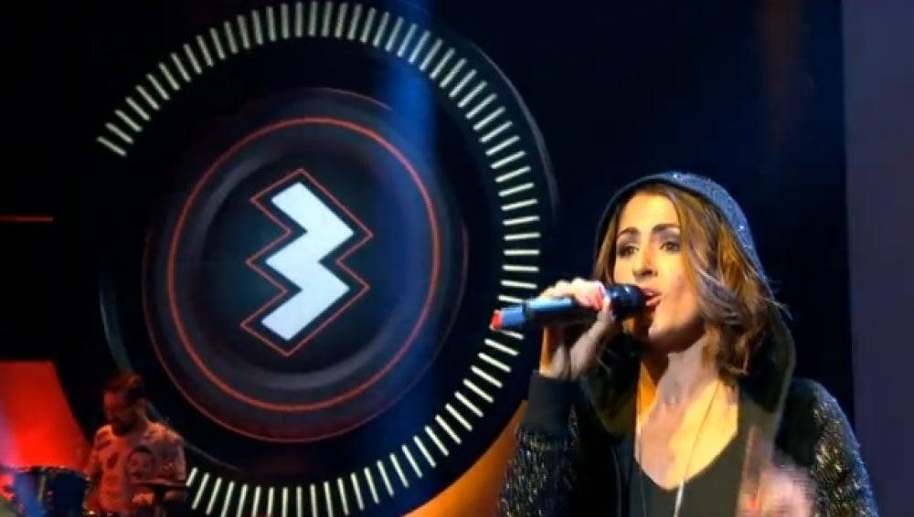 Barei canta la nueva sintonía de Champions Total
