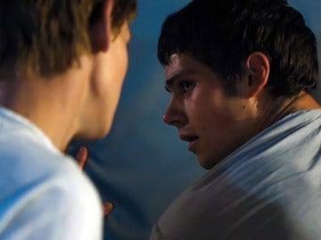 Dylan O'Brien en 'El corredor del laberinto: Las pruebas'