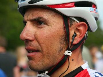 'Purito' Rodríguez, segundo en la general de la Vuelta