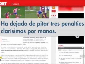 prensa catalana