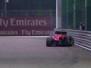 Rossi, contra el muro