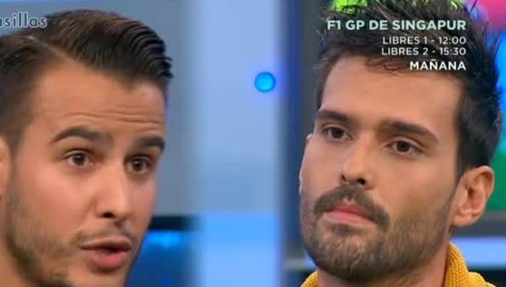 Juanfe y Borja
