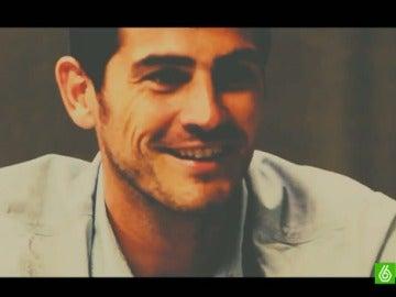 Iker Casillas, en su entrevista en 'Papel'