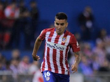 Ángel Correa, con el Atlético de Madrid