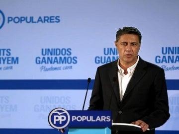 Xavier García Albiol tras los comicios del 27-S
