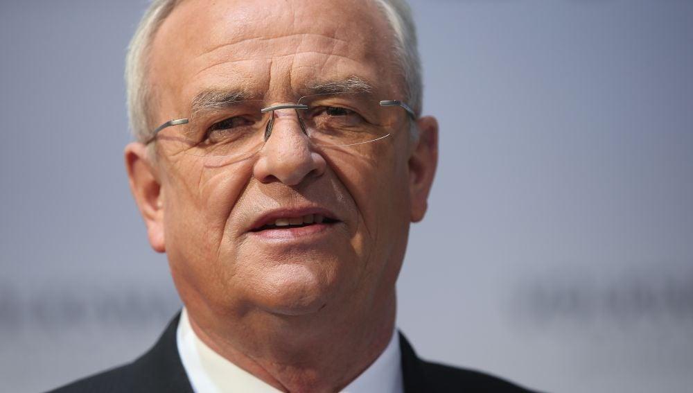 el expresidente de Volkswagen Martin Winterkorn
