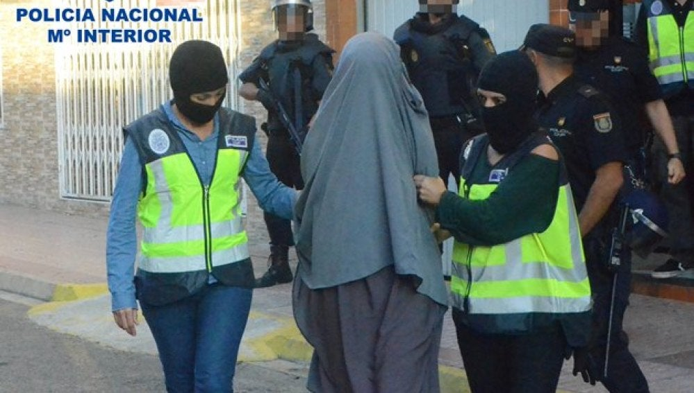 Cae una red yihadista en España