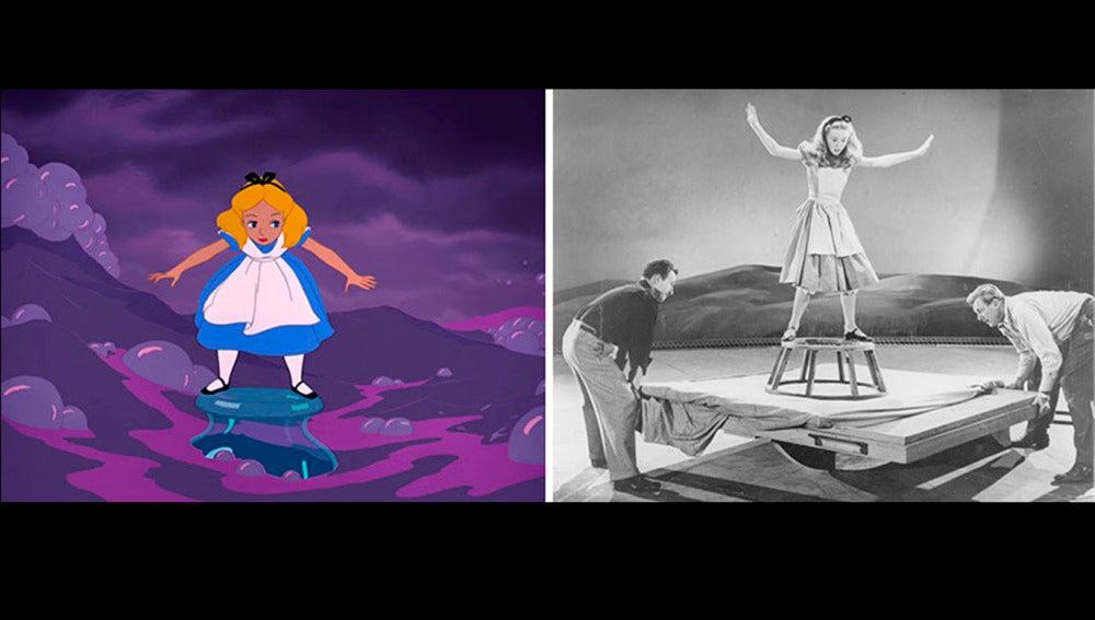 Así es la niña real que inspiró la animación de 'Alicia en el País de las Maravillas'