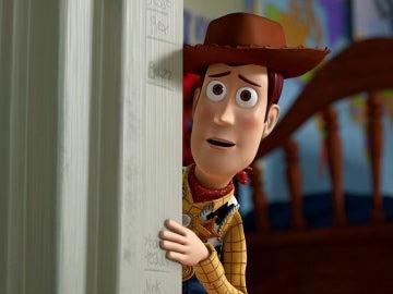 Woody en 'Toy Story'