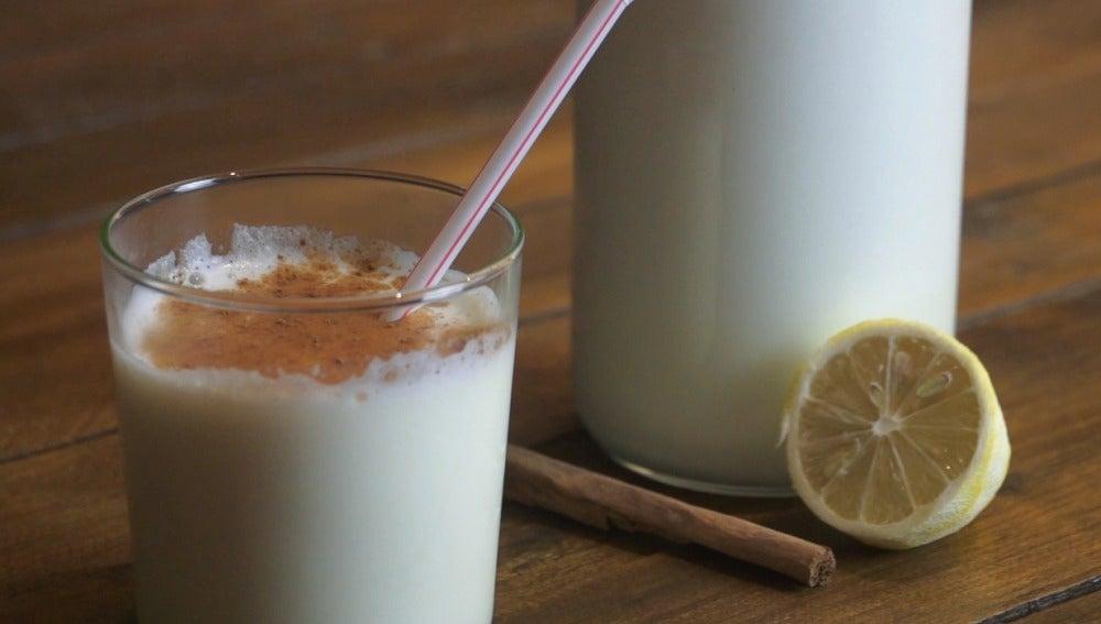La leche de La Naranja Mecánica, según Yumland.