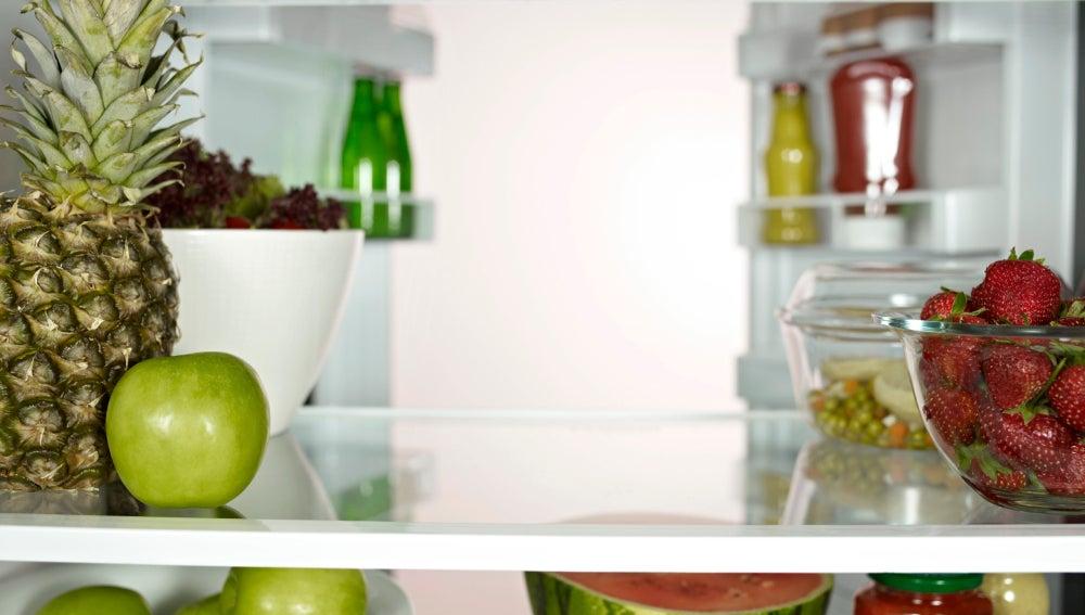 ¿Cómo guardar frutas y verduras en la nevera de forma correcta?