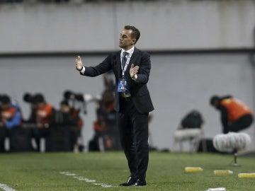 Fabio Cannavaro, durante un encuentro