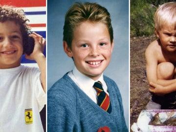 ¿Quiénes son estos jóvenes pilotos de F1?