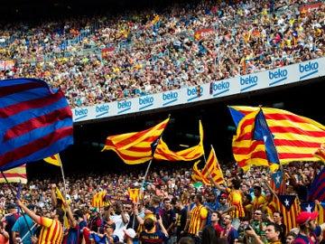 Esteladas Camp Nou