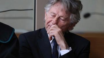 Roman Polanski comparece en una vista judicial