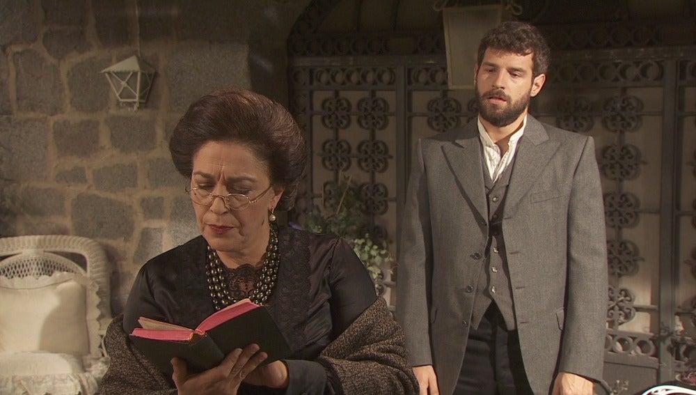 Bosco descubre lo ocurrido entre Raimundo y FranciscaBosco descubre lo ocurrido entre Raimundo y Francisca