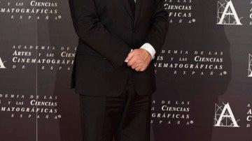 Antonio Resines abandona la presidencia de la Academia de Cine