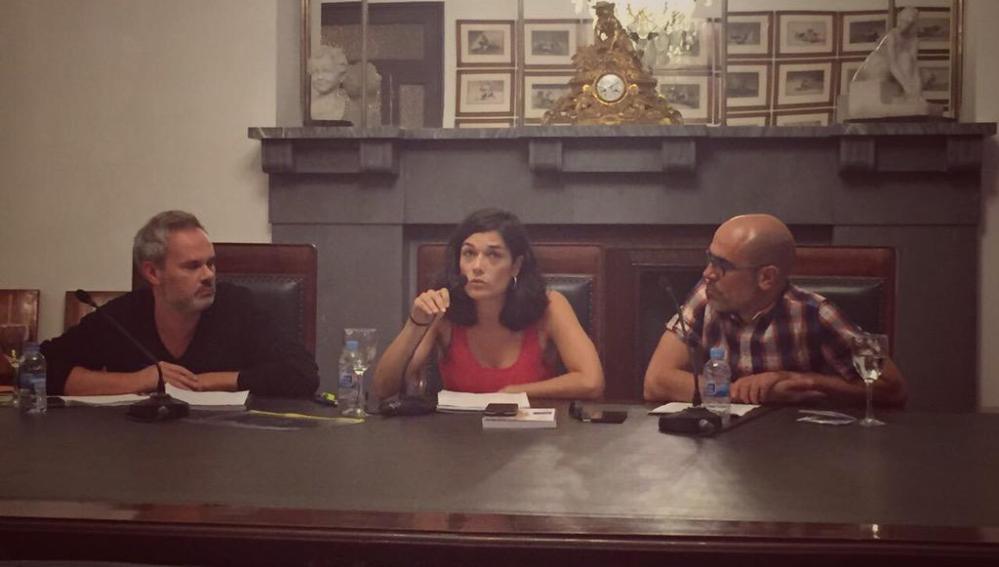 Clara Serra, responsable de Igualdad de Podemos