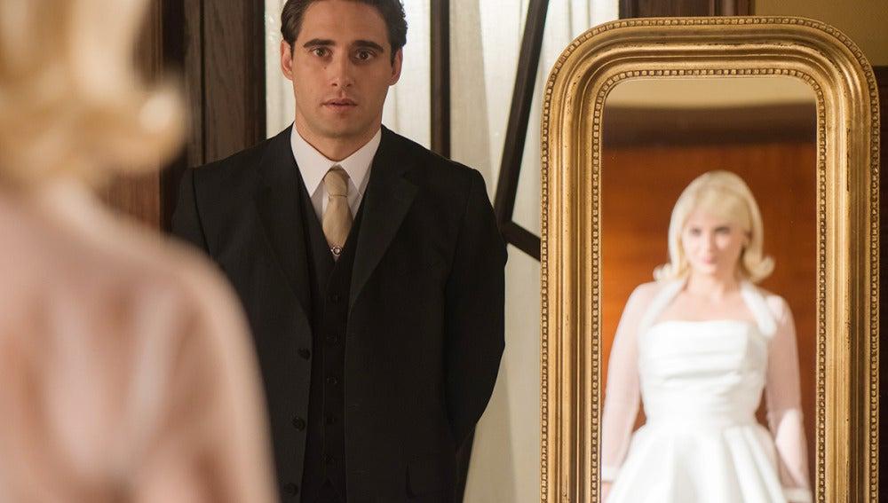 """Jonás: """"Me he enamorado de la señorita Patricia"""""""