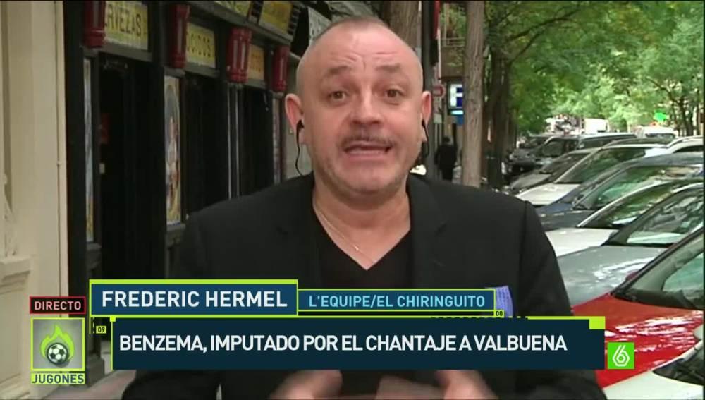 Frederic Hermel