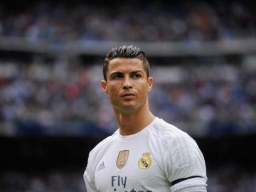 Cristiajno, con el Real Madrid