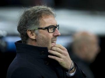 Blanc, técnico del PSG