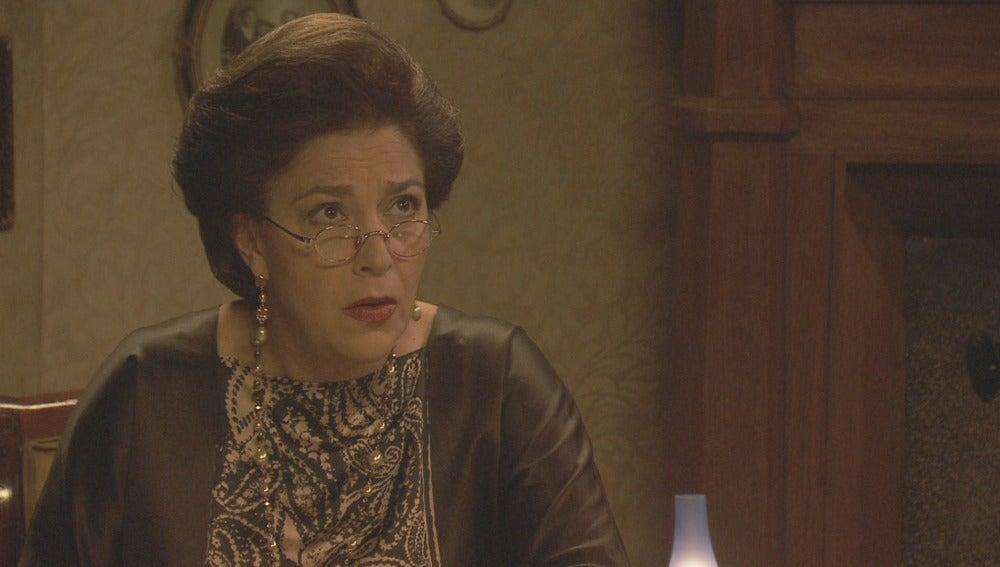 Francisca intentará acercarse a Berta