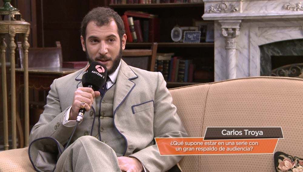 """Carlos Troya: """"Eliseo viene dispuesto a recuperar a Sol"""""""