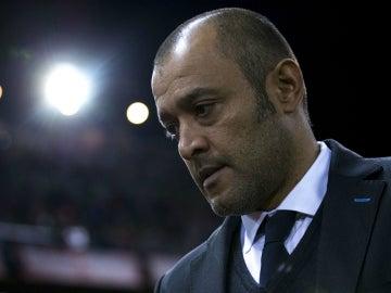 Nuno, técnico del Valencia