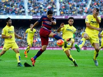 Barça-Villarreal 2015-2016
