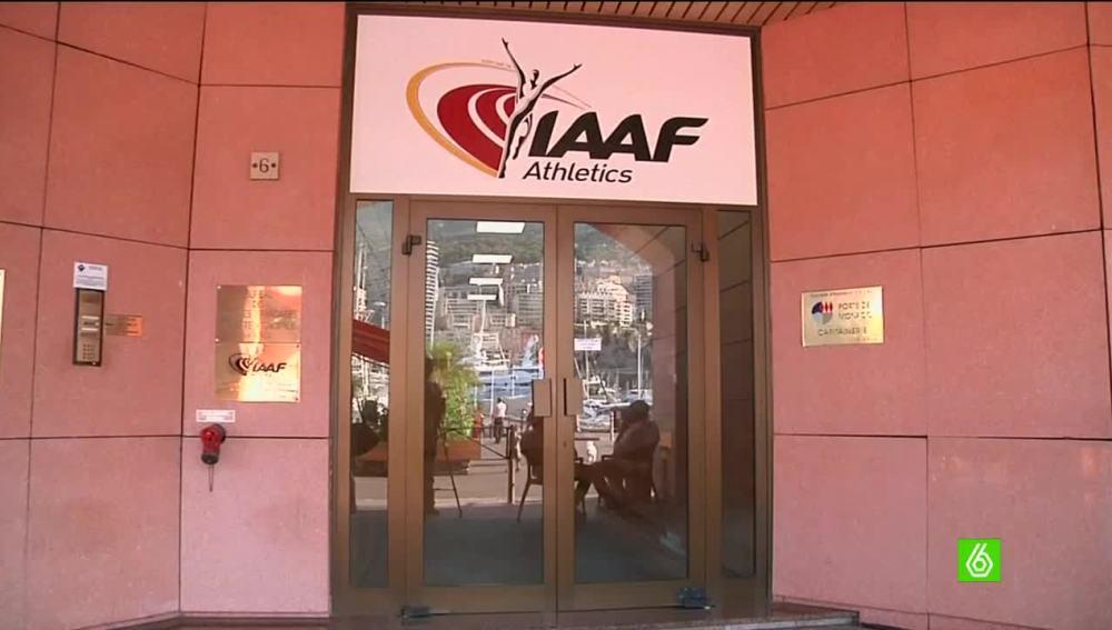 La sede de la Federación Internacional de Atletismo