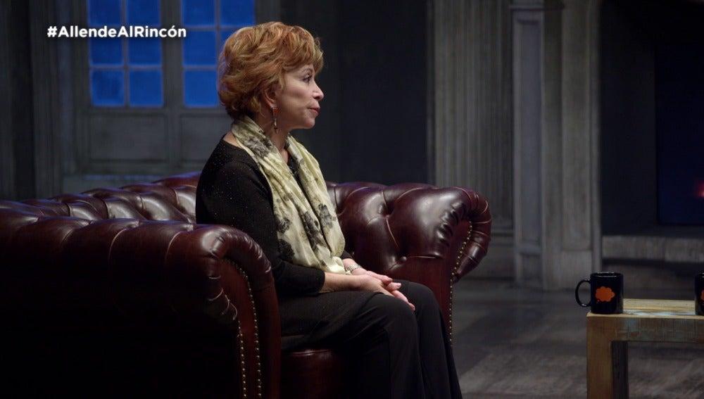 Isabel Allende en Al Rincón