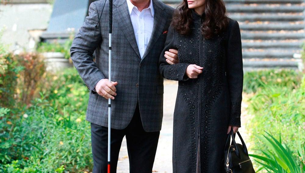 Alec Baldwin y Demi Moore protagonizan 'Blind'