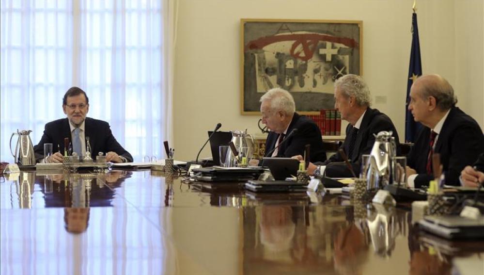 El Consejo de Ministros, reunido este miércoles