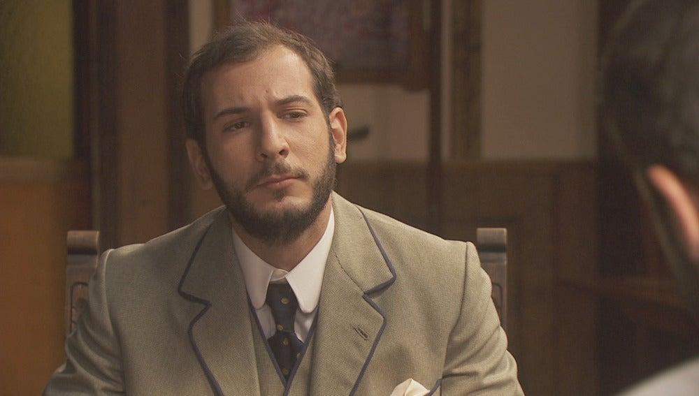 El abogado informa a Sol que su boda con Eliseo es válida