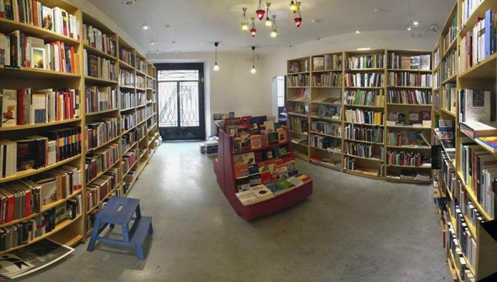 La Librería madrileña Traficantes de Sueños