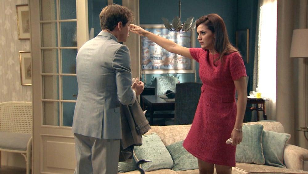 Sofía rompe con Toni