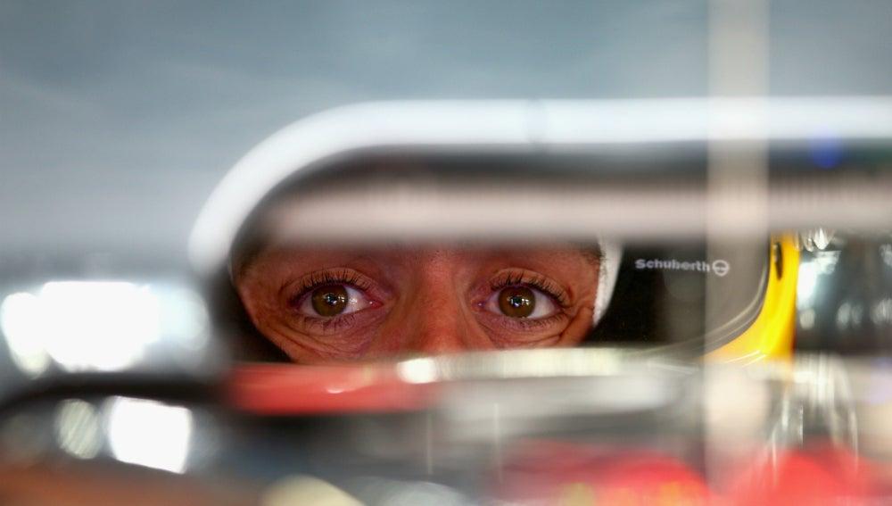 La mirada de Alonso