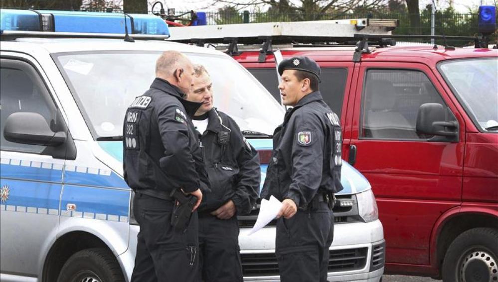 Detenidas cinco personas en Alemania en relación con los atentados de París