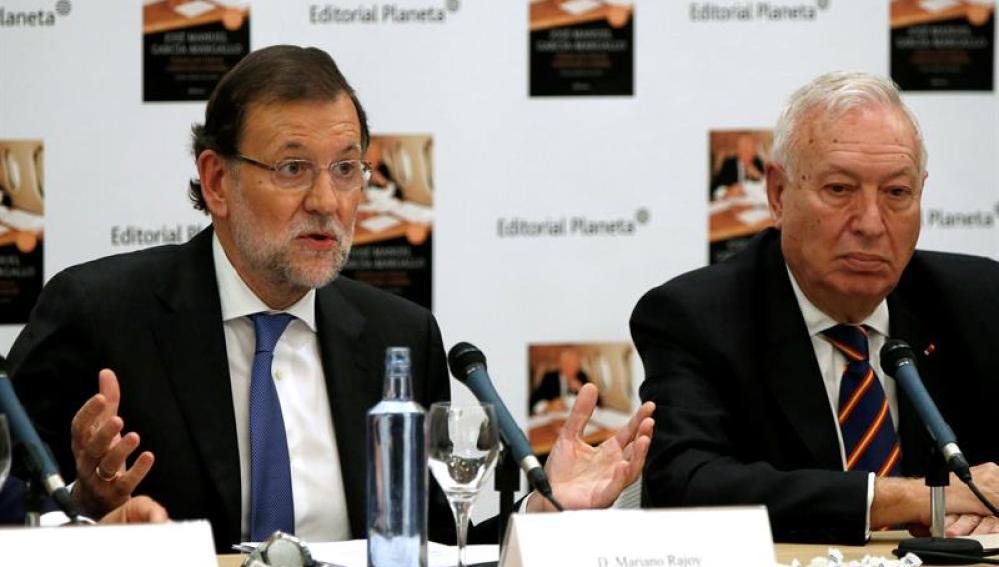 Rajoy y Margallo