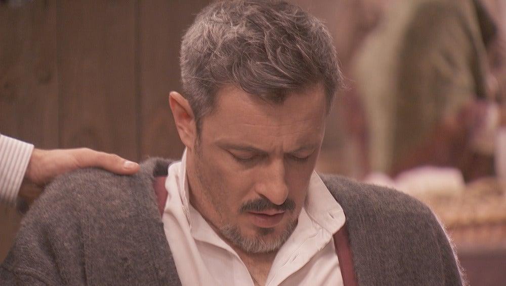 La herida de Alfonso parece empeorar