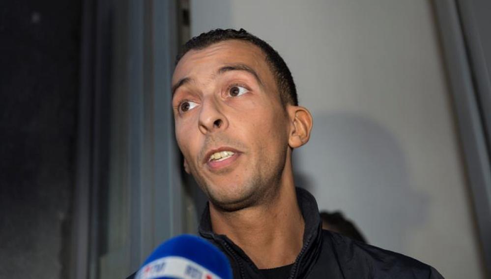 El hermano del presunto terrorista Salah Abdeslam, Mohammed Abdeslam