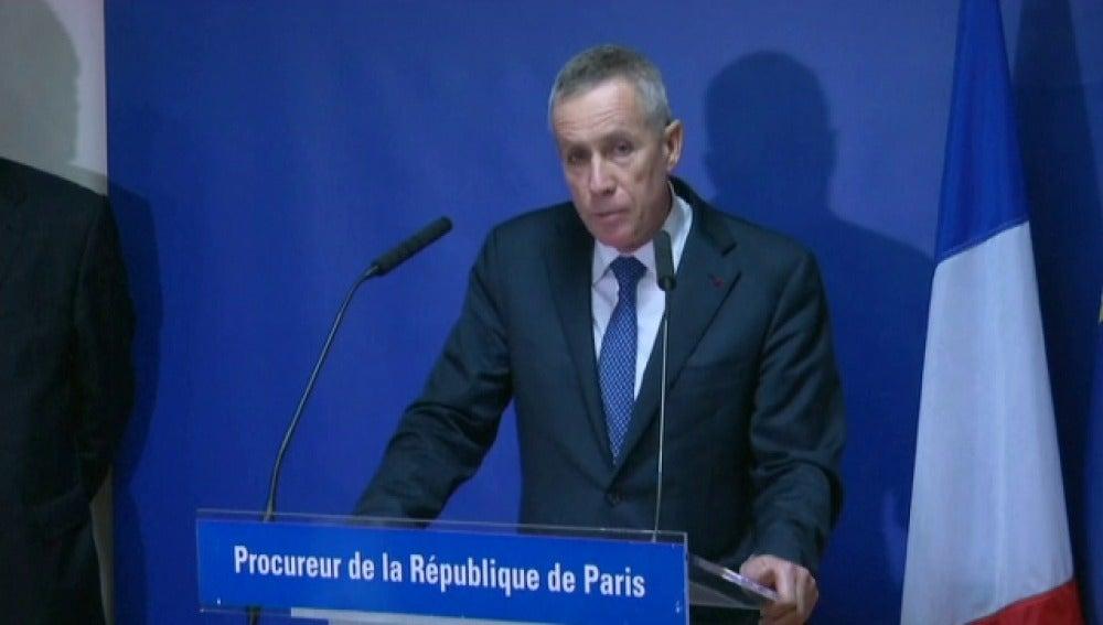 """El fiscal general de Francia: """"El comando de Saint Denis estaba preparado para atentar"""""""