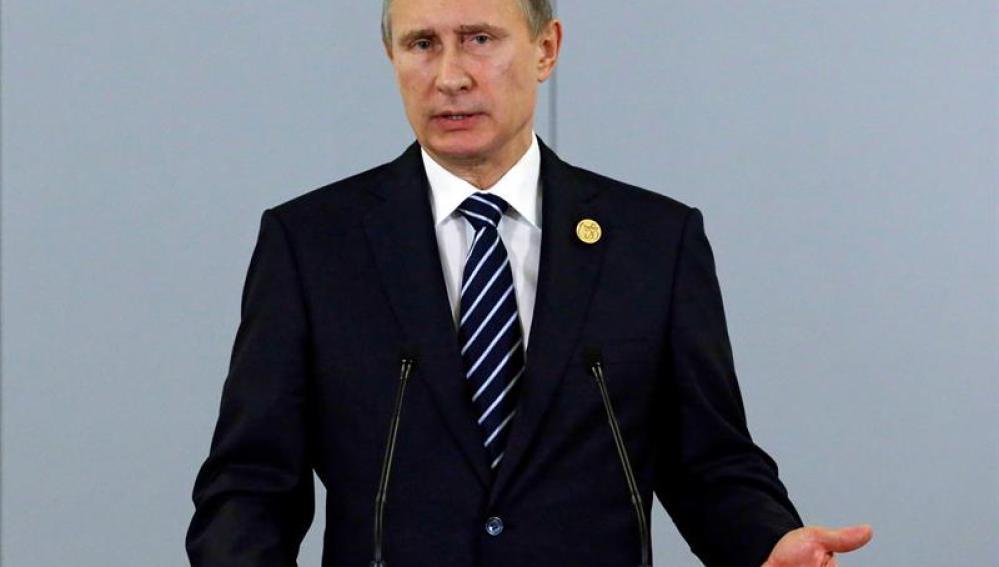 Vladímir Putin crea una comisión para luchar contra la financiación del terrorismo