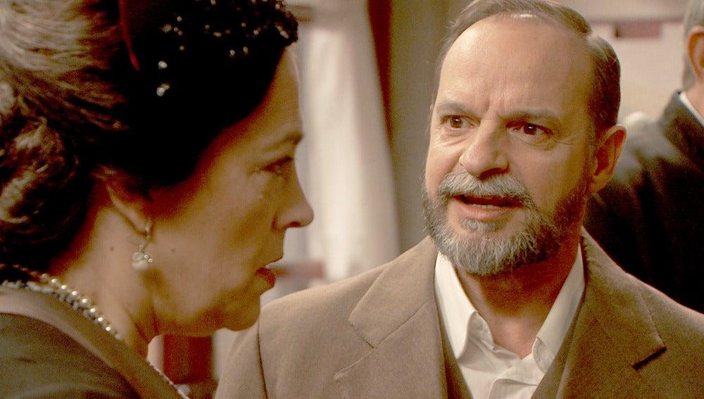 Raimundo se enfada con Francisca
