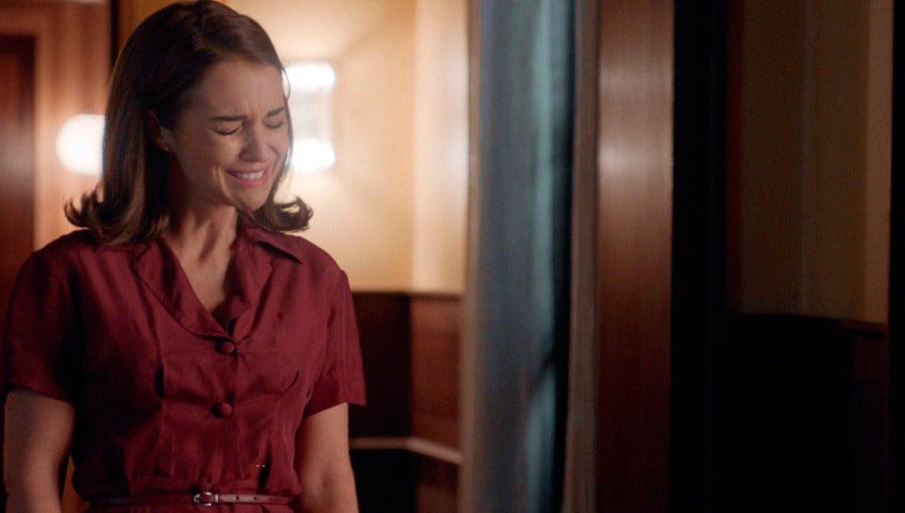 """Ana se derrumba: """"Alberto se ha ido, verte cada día le estaba matando"""""""