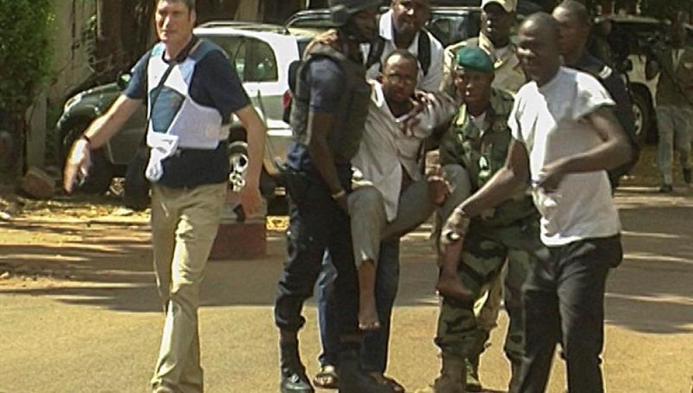 Ataque a un hotel de Bamako, en Mali